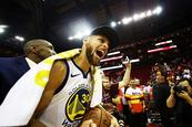 Warriors vencen a Rockets 101-92 y avanzan a la final de la NBA contra los Cavaliers