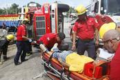 Pocas condenas por accidentes