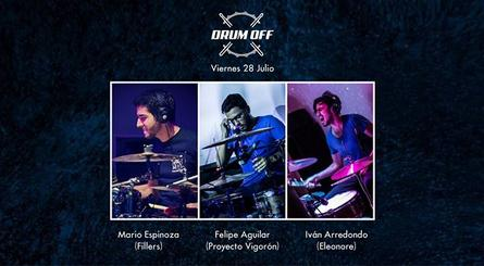 Drum Off - Show de Bateristas