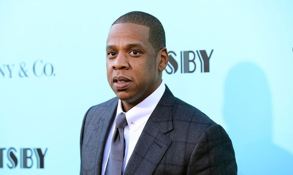 Superestrella del hip hop Jay-Z.