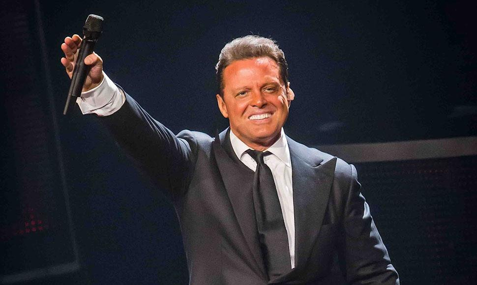 Luis Miguel, cantante. Internet / END