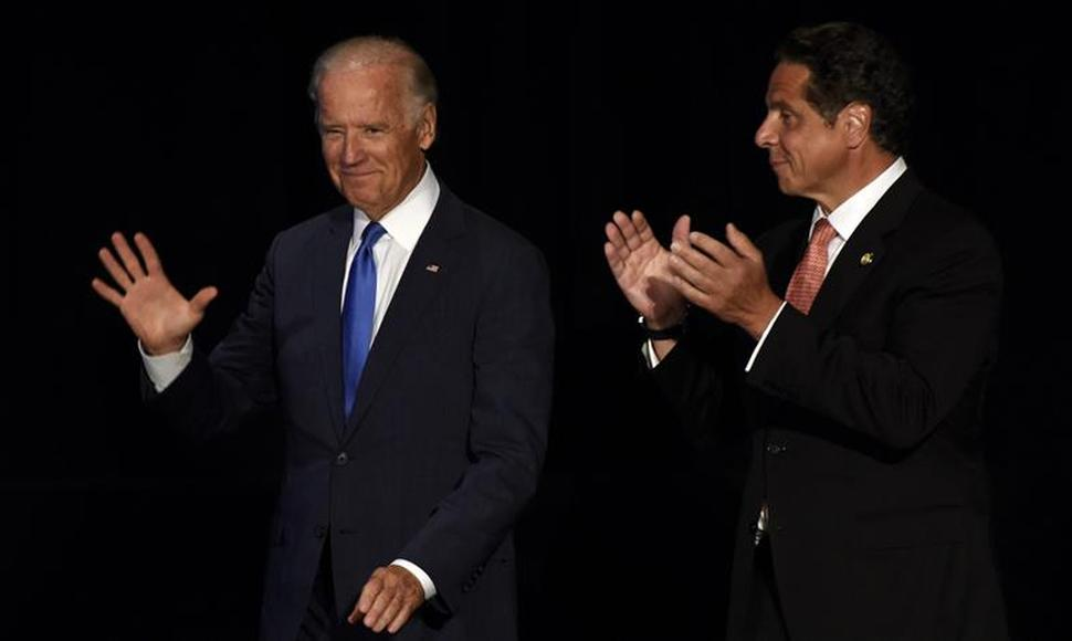 El vicepresidente de Estados Unidos Joe Biden