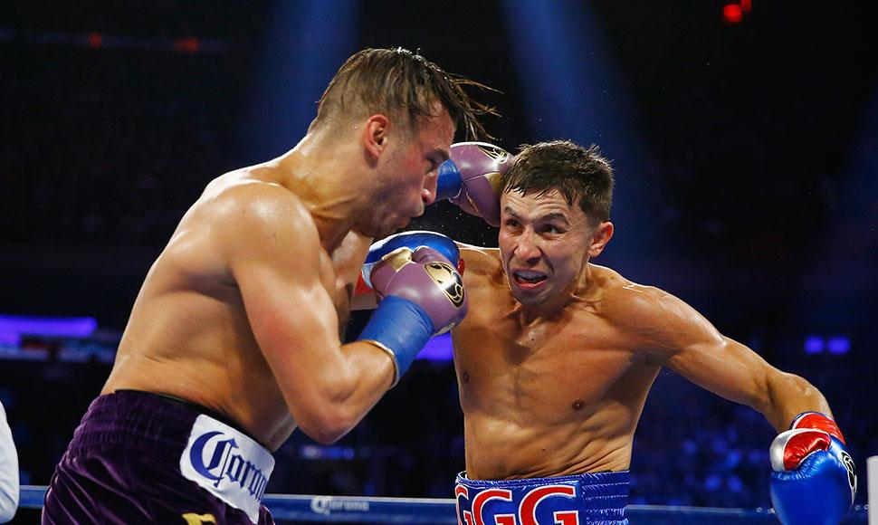 """GGG"" demolió a Lemieux en el Madison."