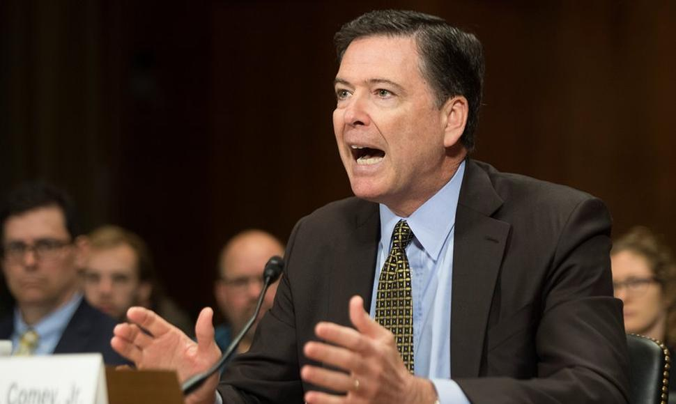 James Comey, exdirector de FBI.