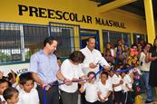 Nuevo apoyo a la educación preescolar en Nicaragua