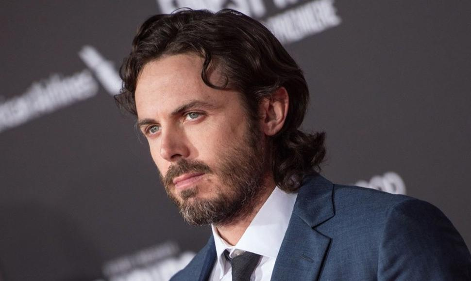 El actor Casey Affleck.