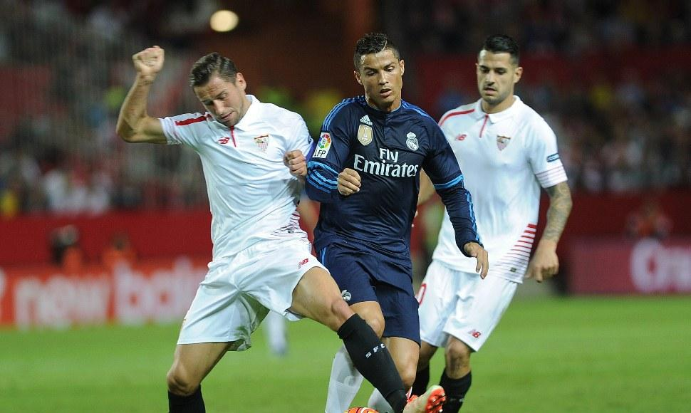 Cristiano Ronaldo no tuvo mayor incidencia en el partido.