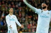 Real Madrid y Athletic de Bilbao empatan sin goles