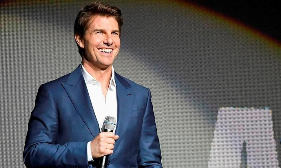 Tom Cruise interpreta al agente Ethan Hunt.
