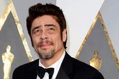 "Benicio del Toro, las ""ojeras más bellas de Hollywood"""