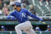 Cheslor Cuthbert, titular y cuarto bate ante Detroit