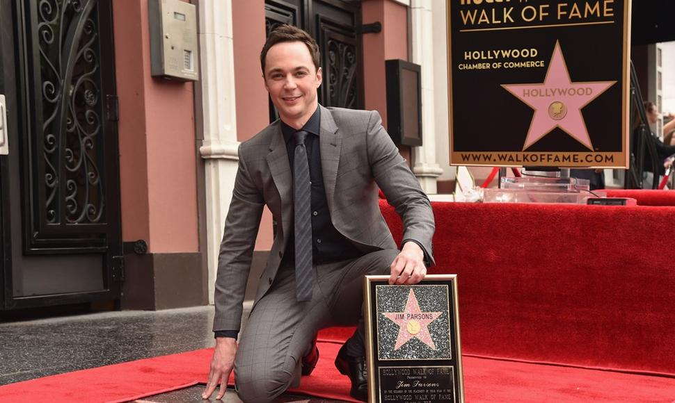 El actor estadounidense Jim Parsons. AFP / END