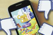 Adiós a las invitaciones de Candy Crush en Facebook