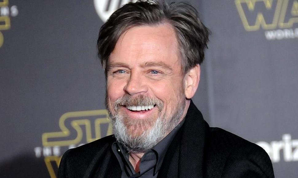 El actor Mark Hamill.
