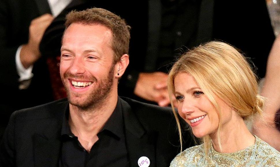Gwyneth Paltrow y Chris Martin. ZOOM / END