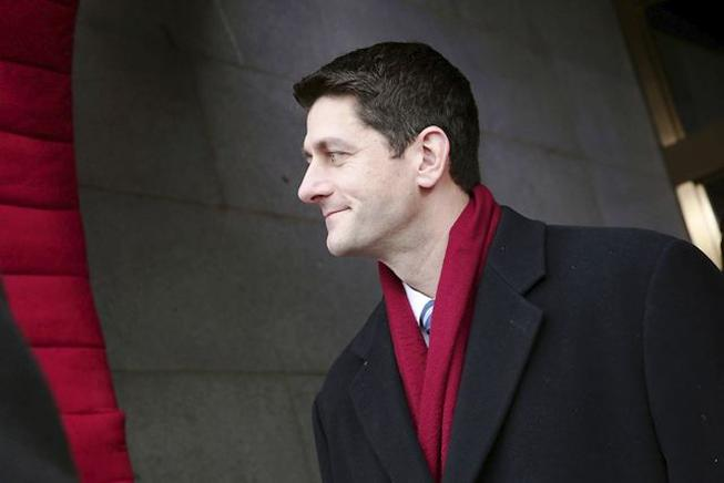 El excandidato republicano a vicepresidente de EU, Paul Ryan. EFE / END