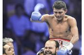 "Chocolatito: ""No imaginaba encender  el pebetero"""
