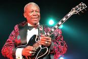 "B.B. King, larga vida al ""rey del blues"""