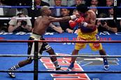 Mayweather borró a Pacquiao