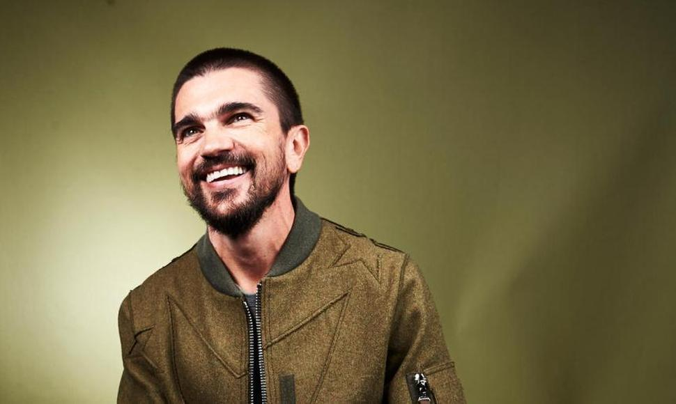 Cantante colombiano, Juanes