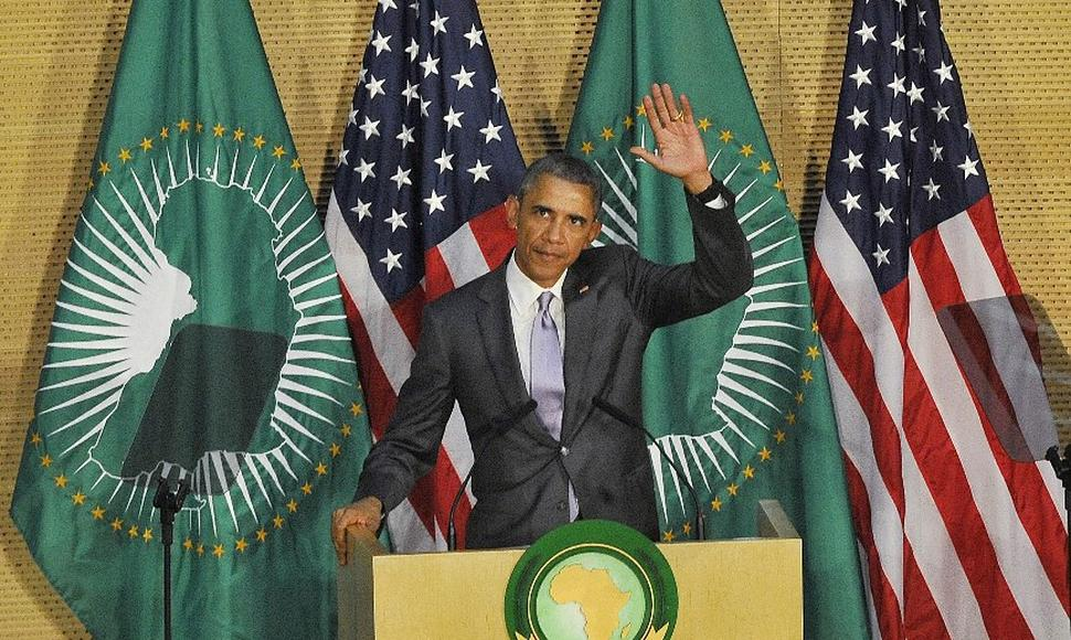 El presidente Barack Obama.