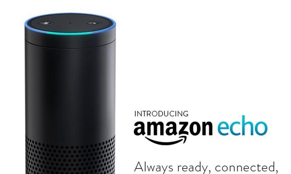 El asistente vocal creado por Amazon, Echo.