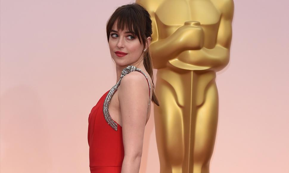 Dakota Johnson. AFP / END