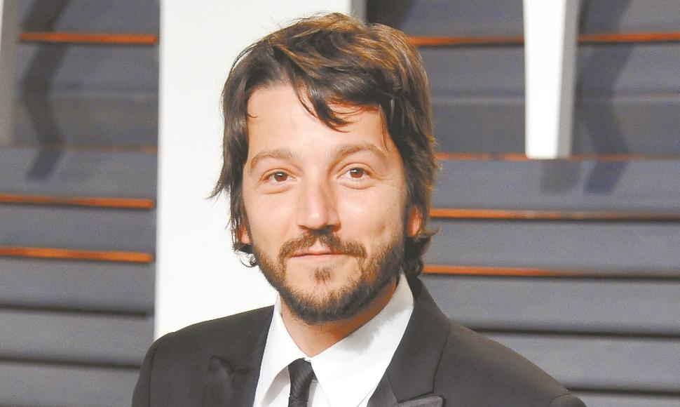 Diego Luna, actor mexicano.