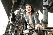 "Orlando Bloom regresa a ""Piratas del Caribe"""