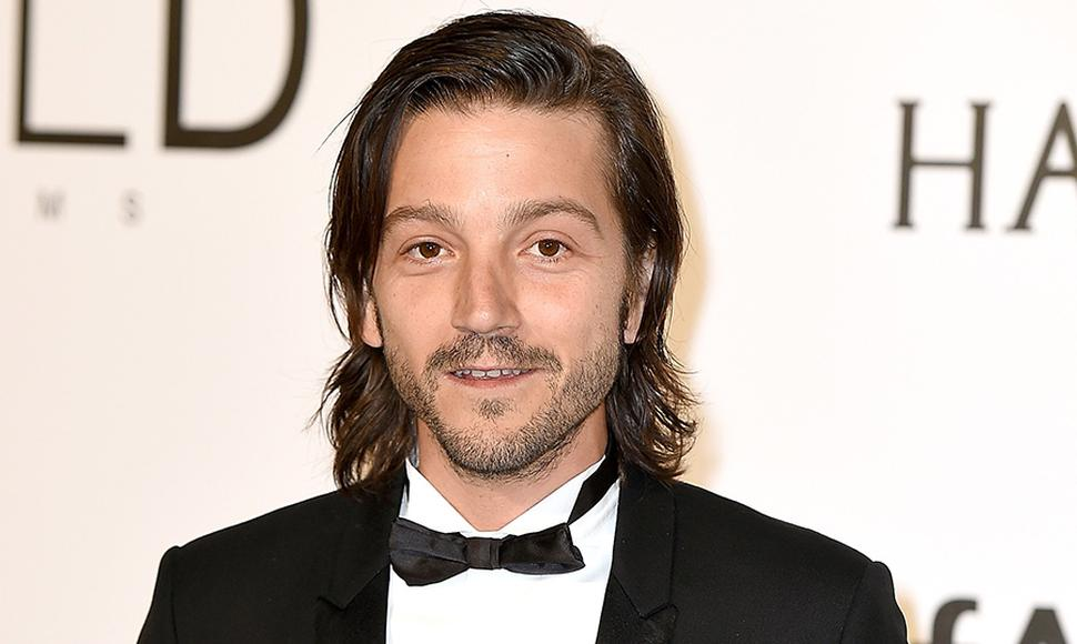 El actor Diego Luna