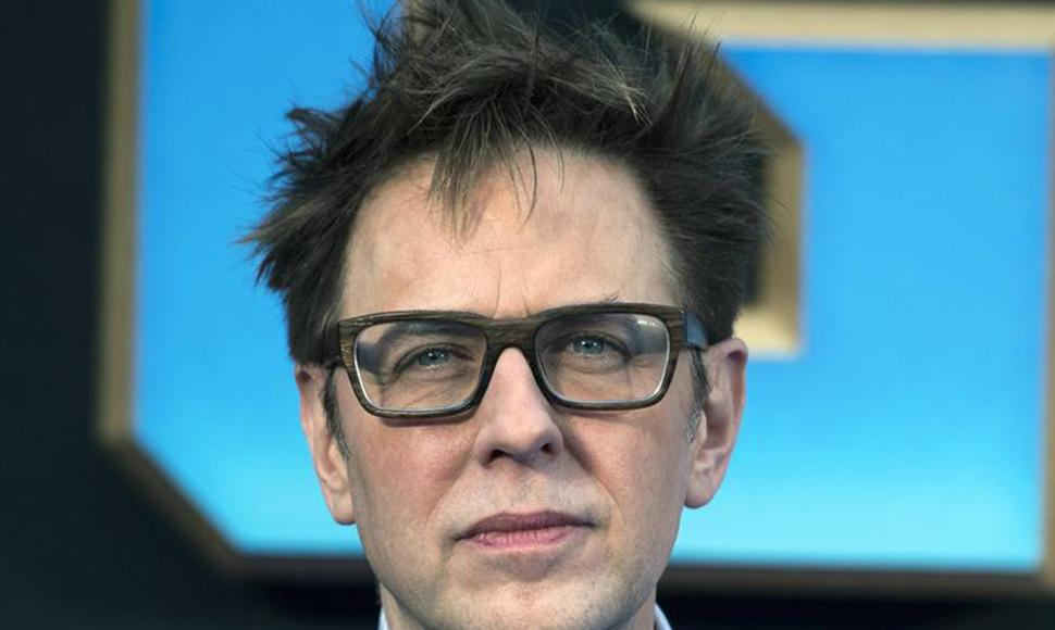 James Gunn, cineasta.