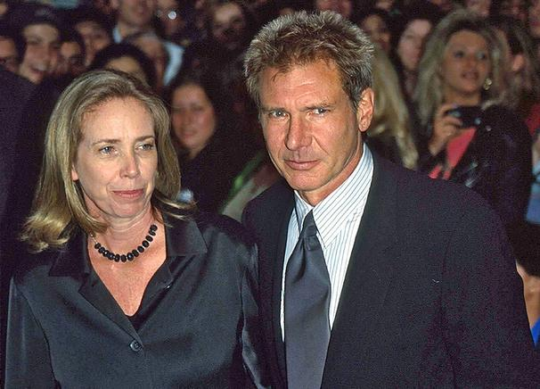 Harrison Ford y Melissa Mathison