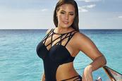 "Ashley Graham, la ""plus size"" más sexi"