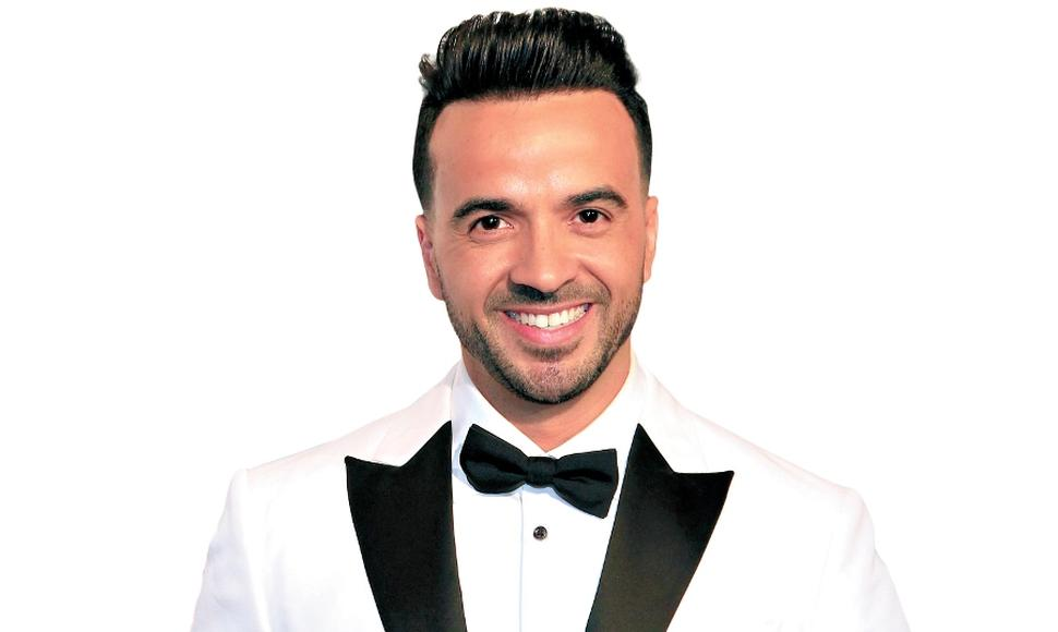 Luis Fonsi, cantante.