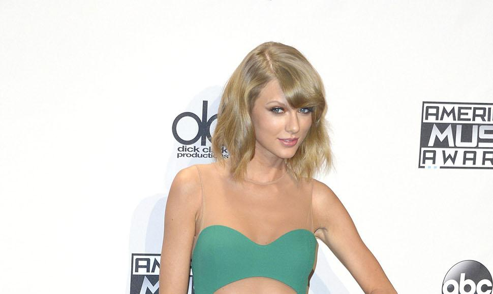 Taylor Swift, cantante.