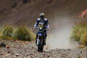 El Dakar inicia su recta final