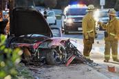Hija de Paul Walker demanda a Porsche