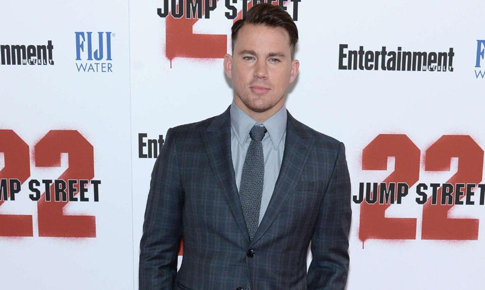 El actor Channing Tatum.
