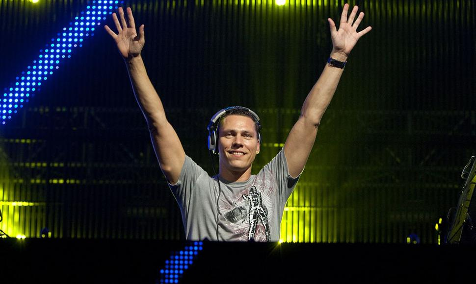DJ Tiesto. INTERNET / END