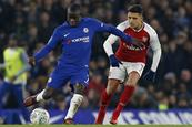 Chelsea y Arsenal empatan sin goles y se jugarán el pase en la vuelta