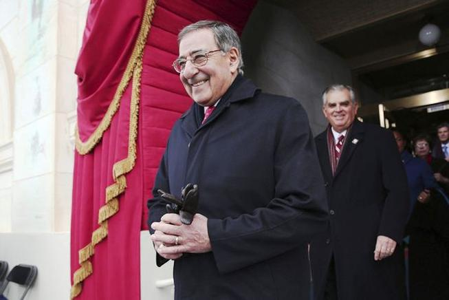 El Secretario de Defensa de EU, Leon Panetta. EFE / END