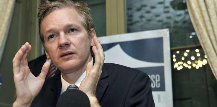 Julian Assange, fundador de Wikileaks. Archivo/END
