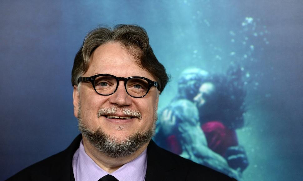 "Guillermo del Toro, creador del filme ""The Shape of Water""."