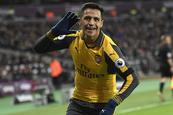Alexis impulsa  al Arsenal