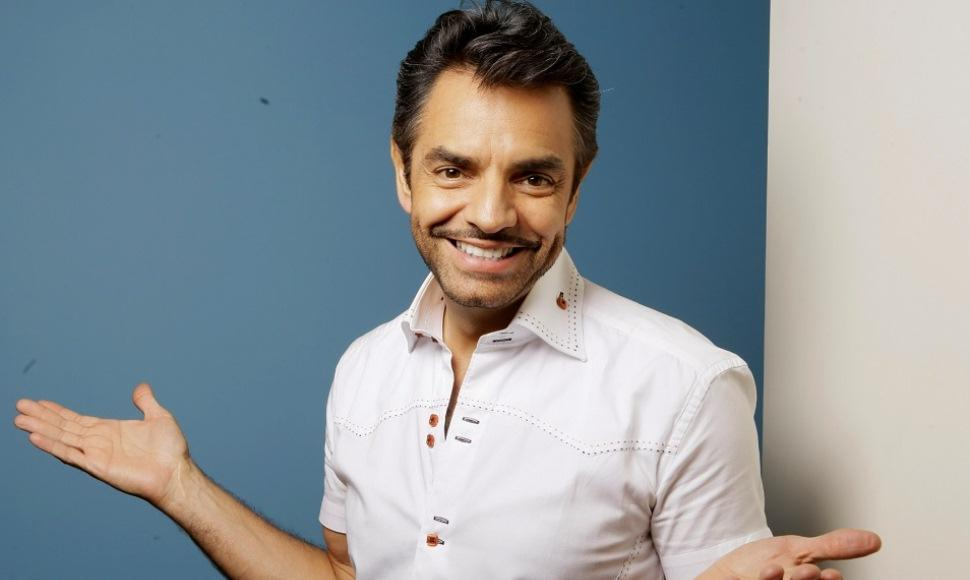 Eugenio Derbez, actor y comediante mexicano.
