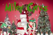"Miley Cyrus lanza el tema navideño ""My sad Christmas song"""