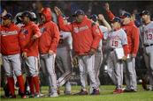 Los Nacionales de Washington despiden al mánager Dusty Baker