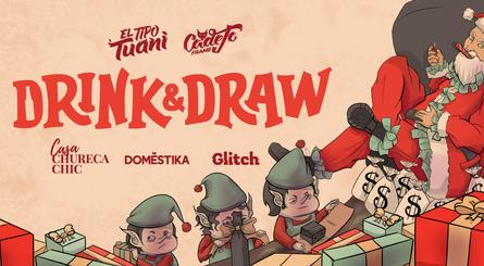Drink & Draw vol. 4