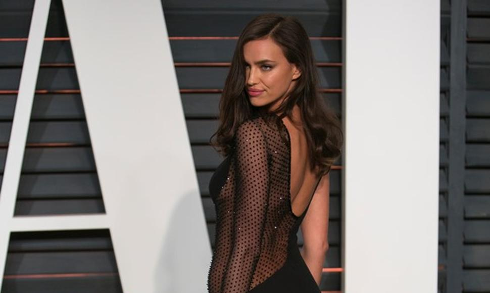 Irina Shayk. AFP / END