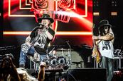 Slash capitanea el regreso de Guns n' Roses